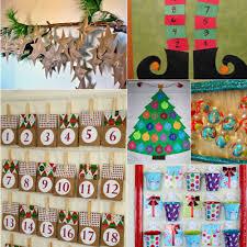fun christmas ideas 10 diy advent calendar crafts