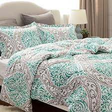 Down Alternative Comforter Sets Damask Comforter Set King Size Duvet Insert With Corner Ties