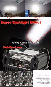 Led Light Bar Lens Cover by 22 Off 4d Led Light Bar 4x4 120w 180w 240w 300w Crees Led Offroad