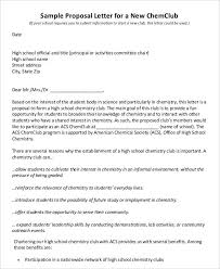29 proposal letter templates free u0026 premium templates