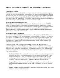Sample Cover Letter Format For Job Application Pdf My Document Blog