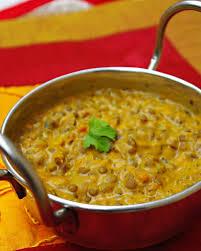 cuisiner indien recette végétarienne indienne dal makhani de cuisine