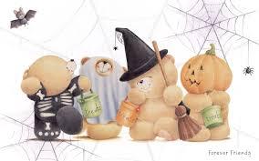 cute happy halloween clipart