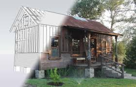 Tiny House Plans For Families by A Series Of Teeny Tiny Texas Houses U2013 Pure Salvage Living