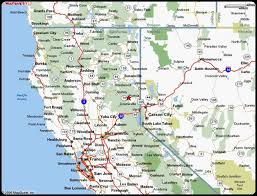 map of cities in california map of northern california cities afputra com