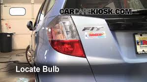 2009 honda accord brake light bulb brake light change 2009 2013 honda fit 2010 honda fit sport 1 5l 4