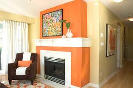 stunning burnt orange wall paint fabulous burnt orange paint