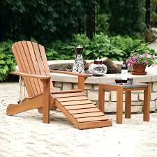 Adirondack Chair With Ottoman Fancy Adirondack Ottoman Taptotrip Me