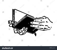 hands bible retro clip art stock vector 60460045 shutterstock