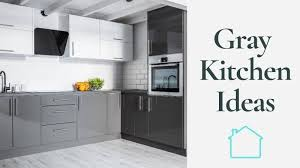 grey kitchen decor ideas 12 inspiring gray kitchen design ideas gray cabinets home