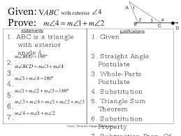 prove exterior angle theorem home design health support us