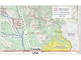 Continental Divide Map Our Maps Headwaters Montana