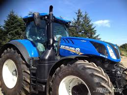 used new holland t7 315 hd ac tractors year 2016 for sale