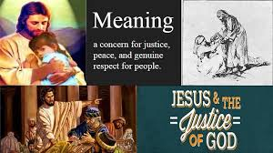 Blind Justice Meaning Justice Seeking Fort Mcmurray Christian