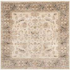 Synthetic Area Rugs Square 1 6 Synthetic Area Rugs Rugs The Home Depot