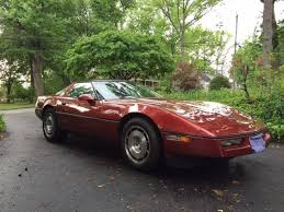 1986 corvette for sale by owner 1986 corvette z51 coupe original owner low mileage garage kept for