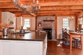 kitchen rustic kitchen ceiling fan one wall kitchen island