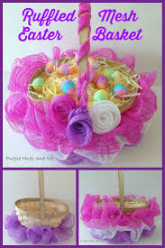 Homemade Easter Baskets by 54 Best Easter Images On Pinterest Easter Ideas Easter Crafts