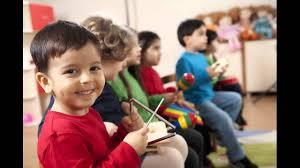 teaching to children