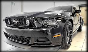 Black Mustang 2014 Modified Kentwood Kustoms 2014 Roush Powered Ford Mustang Gt