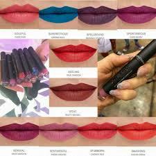 Younique Splash Liquid Lipstick Ten Fabulous Matte Shades To Chose