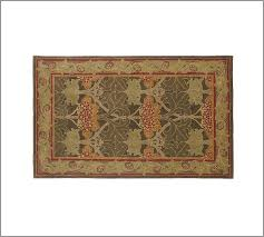 Pottery Barn 8x10 Rug by New Pottery Barn Handmade Cecil Persian Style Area Ad 2343049