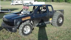 chevy mud truck race on chevy images tractor service and repair