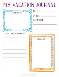 summer holiday planner template free printable summer vacation planner a proverbs 17 best images