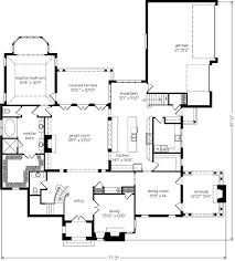 Southern Living Floorplans Oxfordshire Jonathan Miller Architect Southern Living House Plans