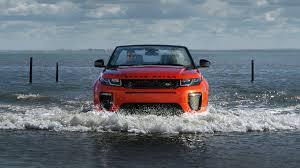 range rover convertible range rover evoque convertible
