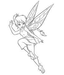 peterpan pixie fairy coloring pages batch coloring