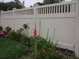 outdoor ideas fabulous pvc picket fence pvc fence options vinyl