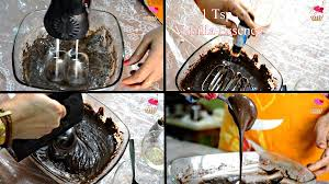 moist chocolate cake recipe eggless baking cake decorating