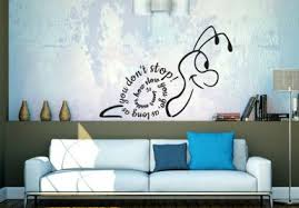 wall stickers living room shop wall art com