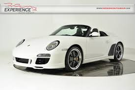 2011 porsche 911 speedster used 2011 porsche 911 speedster for sale fort lauderdale fl