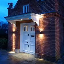 wall mounted outdoor christmas lights outdoor christmas lights for pillars pillar halogen light garden