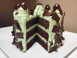 online birthday cake chocolate mint mountain cake delivery order cake online cakes