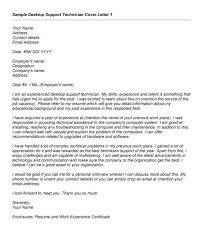 it support engineer cover letter