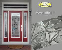 Glass Insert Doors Interior Renewed Casual And Modern Glass Door Insert