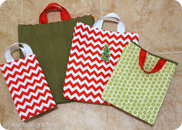 cloth gift bags fabric gift bags tutorial bags totes and purses