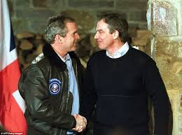 emails reveal tony blair u0027s deal with george bush over iraq war was