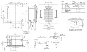 mitsubishi mini split dimensions mitsubishi heavy industries wiring diagram wiring diagram