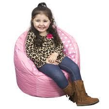 idea nuova heart toddler bean bag chair pink toys