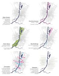 Lafayette Indiana Map Asla 2013 Student Awards Natural Water As Cultural Water A 30