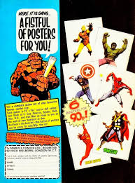 the dork review rob u0027s room 1974 marvel uk posters by rafael
