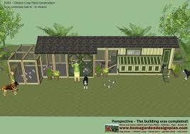 chicken garden design home garden plans free plans home