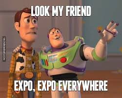 Dubai Memes - look my friend dubai expo expo everywhere dubai memes medium