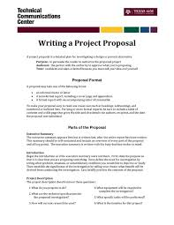 project proposal templates top 5 resources to get free project