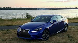 sporty lexus blue northtown automotive 2016 lexus is 300 f sport review