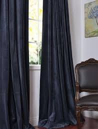 fabulous navy velvet curtains and navy blue velvet curtains uk